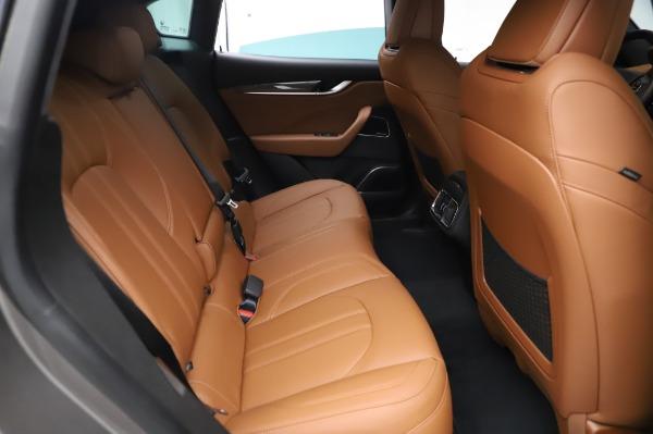 New 2021 Maserati Levante Q4 GranSport for sale $91,385 at Alfa Romeo of Greenwich in Greenwich CT 06830 25