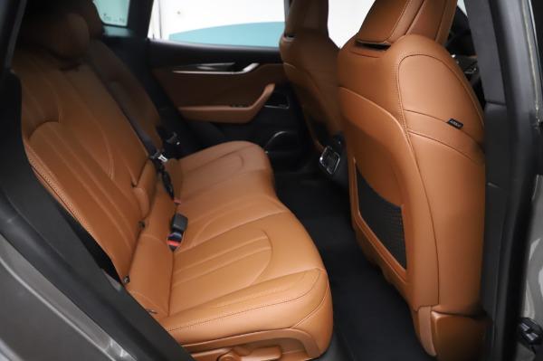 New 2021 Maserati Levante Q4 GranSport for sale $91,385 at Alfa Romeo of Greenwich in Greenwich CT 06830 26