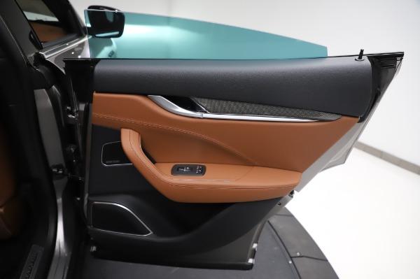 New 2021 Maserati Levante Q4 GranSport for sale $91,385 at Alfa Romeo of Greenwich in Greenwich CT 06830 27