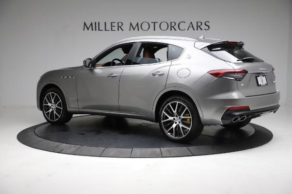 New 2021 Maserati Levante Q4 GranSport for sale $91,385 at Alfa Romeo of Greenwich in Greenwich CT 06830 4