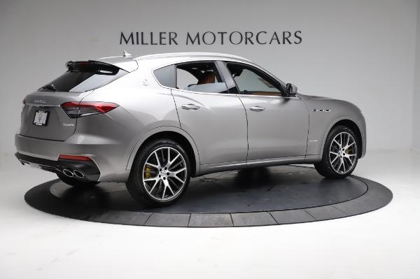 New 2021 Maserati Levante Q4 GranSport for sale $91,385 at Alfa Romeo of Greenwich in Greenwich CT 06830 8