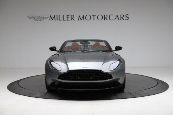 Used 2019 Aston Martin DB11 Volante for sale $211,990 at Alfa Romeo of Greenwich in Greenwich CT 06830 11