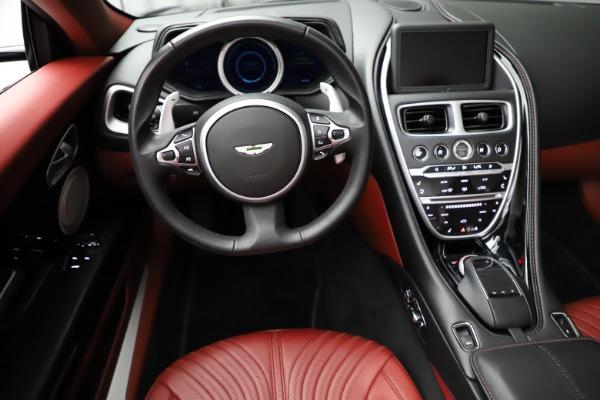 Used 2019 Aston Martin DB11 Volante for sale $211,990 at Alfa Romeo of Greenwich in Greenwich CT 06830 13