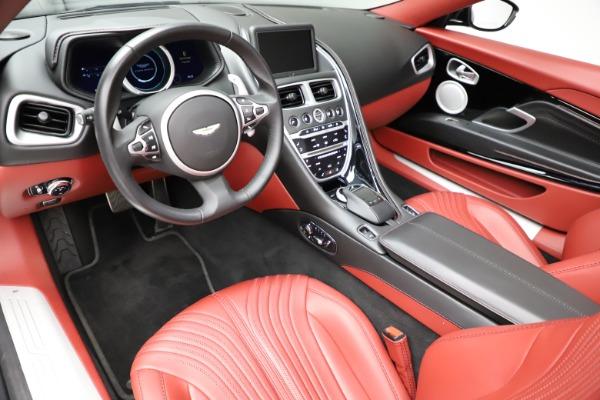 Used 2019 Aston Martin DB11 Volante for sale $211,990 at Alfa Romeo of Greenwich in Greenwich CT 06830 14