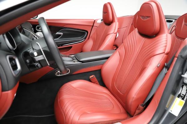 Used 2019 Aston Martin DB11 Volante for sale $211,990 at Alfa Romeo of Greenwich in Greenwich CT 06830 16