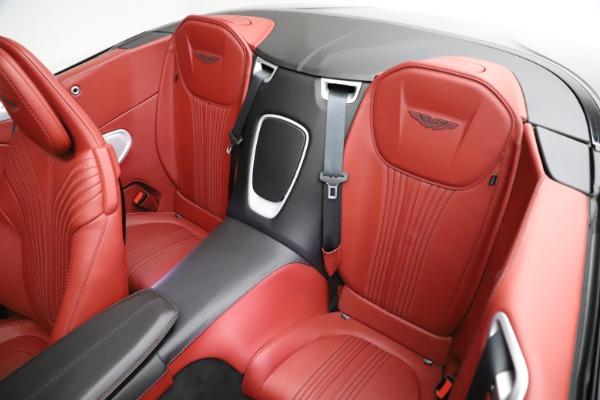 Used 2019 Aston Martin DB11 Volante for sale $211,990 at Alfa Romeo of Greenwich in Greenwich CT 06830 17