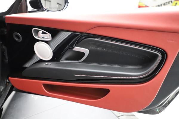 Used 2019 Aston Martin DB11 Volante for sale $211,990 at Alfa Romeo of Greenwich in Greenwich CT 06830 21