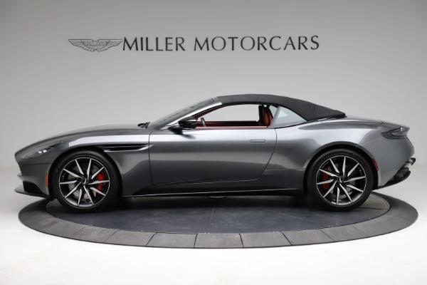 Used 2019 Aston Martin DB11 Volante for sale $211,990 at Alfa Romeo of Greenwich in Greenwich CT 06830 23