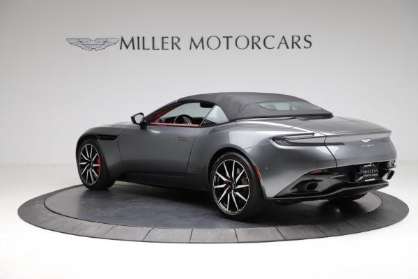 Used 2019 Aston Martin DB11 Volante for sale $211,990 at Alfa Romeo of Greenwich in Greenwich CT 06830 24