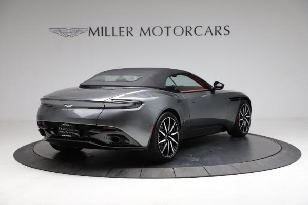 Used 2019 Aston Martin DB11 Volante for sale $211,990 at Alfa Romeo of Greenwich in Greenwich CT 06830 25