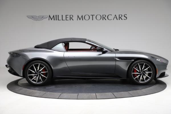 Used 2019 Aston Martin DB11 Volante for sale $211,990 at Alfa Romeo of Greenwich in Greenwich CT 06830 26