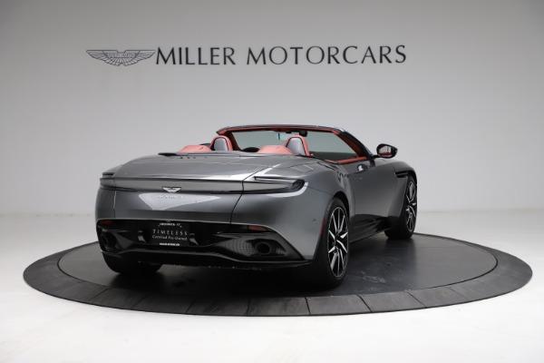 Used 2019 Aston Martin DB11 Volante for sale $211,990 at Alfa Romeo of Greenwich in Greenwich CT 06830 6