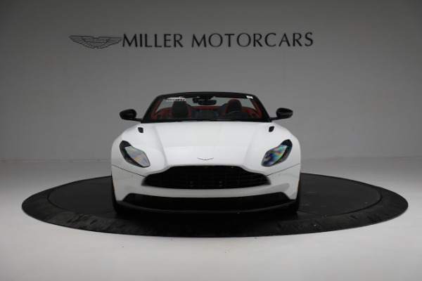 Used 2019 Aston Martin DB11 Volante for sale $209,990 at Alfa Romeo of Greenwich in Greenwich CT 06830 11