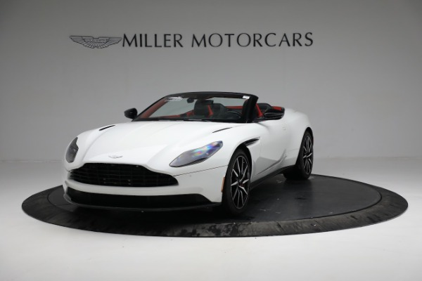 Used 2019 Aston Martin DB11 Volante for sale $209,990 at Alfa Romeo of Greenwich in Greenwich CT 06830 12