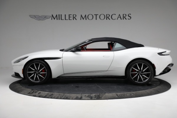 Used 2019 Aston Martin DB11 Volante for sale $209,990 at Alfa Romeo of Greenwich in Greenwich CT 06830 14