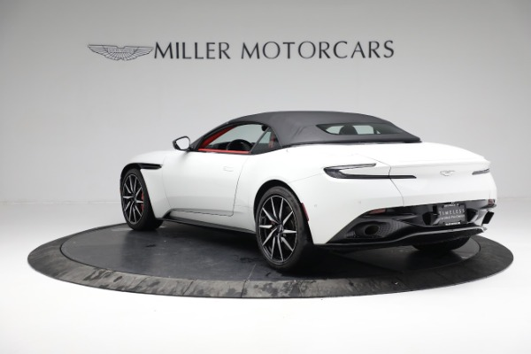Used 2019 Aston Martin DB11 Volante for sale $209,990 at Alfa Romeo of Greenwich in Greenwich CT 06830 15