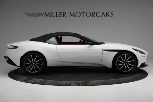 Used 2019 Aston Martin DB11 Volante for sale $209,990 at Alfa Romeo of Greenwich in Greenwich CT 06830 17