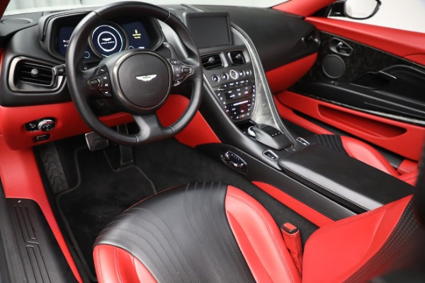Used 2019 Aston Martin DB11 Volante for sale $209,990 at Alfa Romeo of Greenwich in Greenwich CT 06830 19