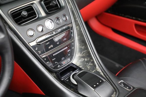 Used 2019 Aston Martin DB11 Volante for sale $209,990 at Alfa Romeo of Greenwich in Greenwich CT 06830 23