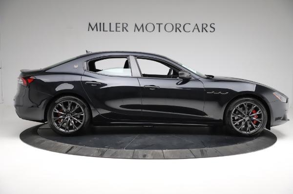 New 2021 Maserati Ghibli S Q4 GranSport for sale Sold at Alfa Romeo of Greenwich in Greenwich CT 06830 11
