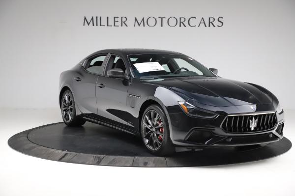New 2021 Maserati Ghibli S Q4 GranSport for sale Sold at Alfa Romeo of Greenwich in Greenwich CT 06830 13