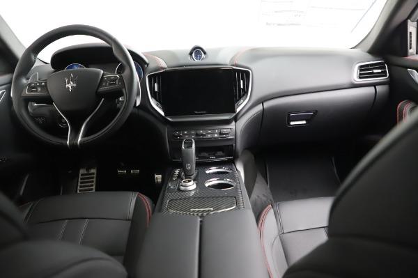New 2021 Maserati Ghibli S Q4 GranSport for sale Sold at Alfa Romeo of Greenwich in Greenwich CT 06830 18