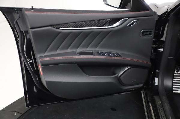 New 2021 Maserati Ghibli S Q4 GranSport for sale Sold at Alfa Romeo of Greenwich in Greenwich CT 06830 19