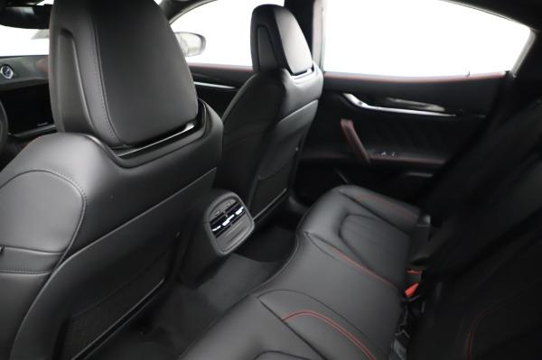New 2021 Maserati Ghibli S Q4 GranSport for sale Sold at Alfa Romeo of Greenwich in Greenwich CT 06830 20
