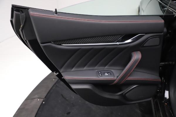 New 2021 Maserati Ghibli S Q4 GranSport for sale Sold at Alfa Romeo of Greenwich in Greenwich CT 06830 23
