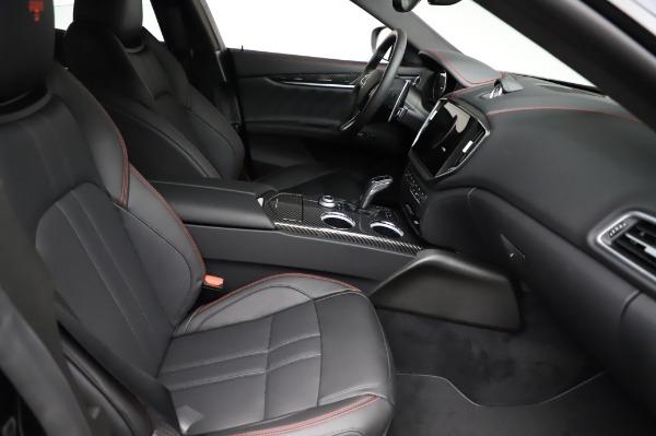 New 2021 Maserati Ghibli S Q4 GranSport for sale Sold at Alfa Romeo of Greenwich in Greenwich CT 06830 25