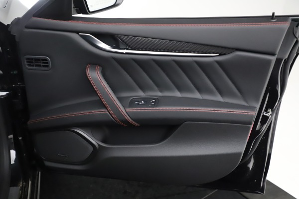 New 2021 Maserati Ghibli S Q4 GranSport for sale Sold at Alfa Romeo of Greenwich in Greenwich CT 06830 26