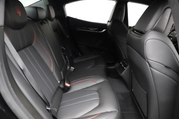 New 2021 Maserati Ghibli S Q4 GranSport for sale Sold at Alfa Romeo of Greenwich in Greenwich CT 06830 27