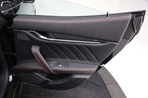 New 2021 Maserati Ghibli S Q4 GranSport for sale Sold at Alfa Romeo of Greenwich in Greenwich CT 06830 28