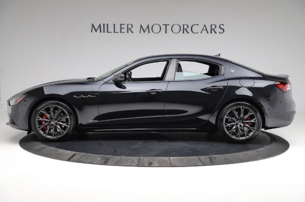New 2021 Maserati Ghibli S Q4 GranSport for sale Sold at Alfa Romeo of Greenwich in Greenwich CT 06830 3
