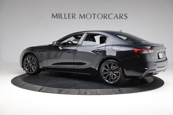 New 2021 Maserati Ghibli S Q4 GranSport for sale Sold at Alfa Romeo of Greenwich in Greenwich CT 06830 5