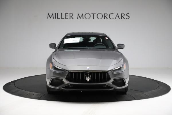 New 2021 Maserati Ghibli S Q4 GranSport for sale $100,635 at Alfa Romeo of Greenwich in Greenwich CT 06830 13