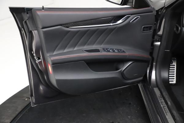 New 2021 Maserati Ghibli S Q4 GranSport for sale $100,635 at Alfa Romeo of Greenwich in Greenwich CT 06830 17