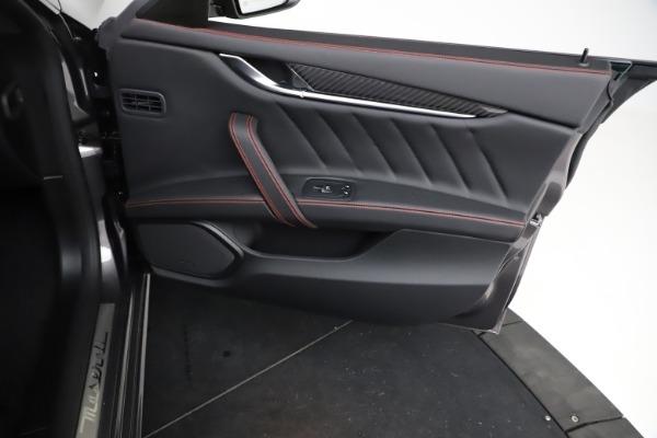 New 2021 Maserati Ghibli S Q4 GranSport for sale $100,635 at Alfa Romeo of Greenwich in Greenwich CT 06830 24