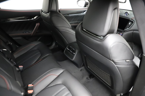 New 2021 Maserati Ghibli S Q4 GranSport for sale $100,635 at Alfa Romeo of Greenwich in Greenwich CT 06830 26