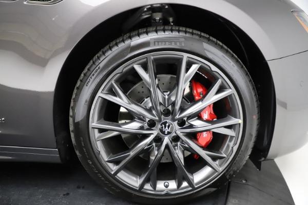 New 2021 Maserati Ghibli S Q4 GranSport for sale $100,635 at Alfa Romeo of Greenwich in Greenwich CT 06830 28