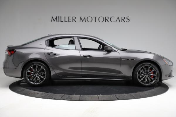 New 2021 Maserati Ghibli S Q4 GranSport for sale $100,635 at Alfa Romeo of Greenwich in Greenwich CT 06830 9