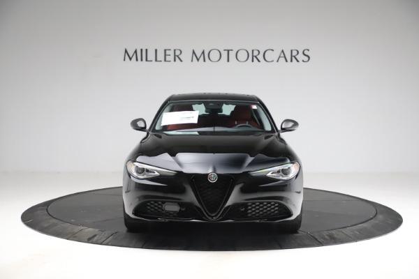 New 2021 Alfa Romeo Giulia Q4 for sale $48,535 at Alfa Romeo of Greenwich in Greenwich CT 06830 12