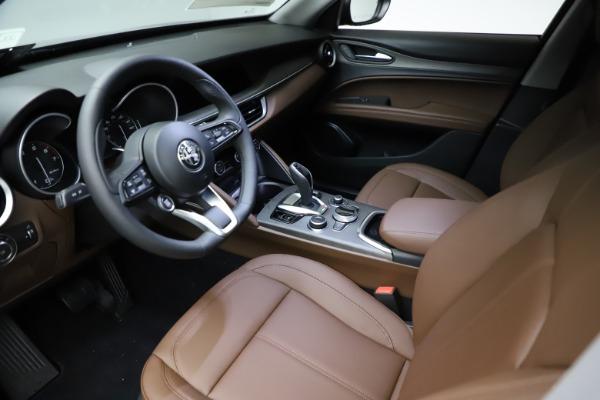 New 2021 Alfa Romeo Stelvio Ti Q4 for sale $53,650 at Alfa Romeo of Greenwich in Greenwich CT 06830 13