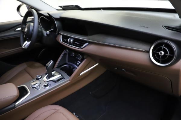 New 2021 Alfa Romeo Stelvio Ti Q4 for sale $53,650 at Alfa Romeo of Greenwich in Greenwich CT 06830 20