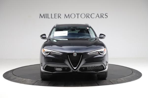 New 2021 Alfa Romeo Stelvio Q4 for sale $50,245 at Alfa Romeo of Greenwich in Greenwich CT 06830 12
