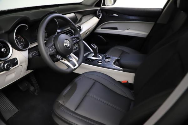 New 2021 Alfa Romeo Stelvio Q4 for sale $50,245 at Alfa Romeo of Greenwich in Greenwich CT 06830 13