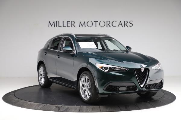New 2021 Alfa Romeo Stelvio Ti Q4 for sale Call for price at Alfa Romeo of Greenwich in Greenwich CT 06830 12