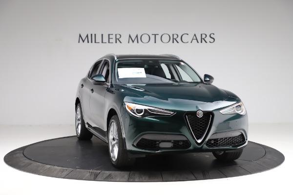 New 2021 Alfa Romeo Stelvio Ti Q4 for sale Call for price at Alfa Romeo of Greenwich in Greenwich CT 06830 13
