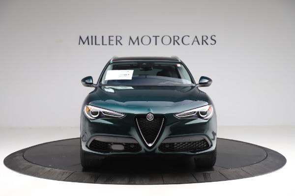 New 2021 Alfa Romeo Stelvio Ti Q4 for sale Call for price at Alfa Romeo of Greenwich in Greenwich CT 06830 14
