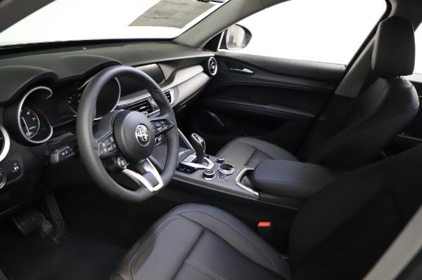 New 2021 Alfa Romeo Stelvio Ti Q4 for sale Call for price at Alfa Romeo of Greenwich in Greenwich CT 06830 15